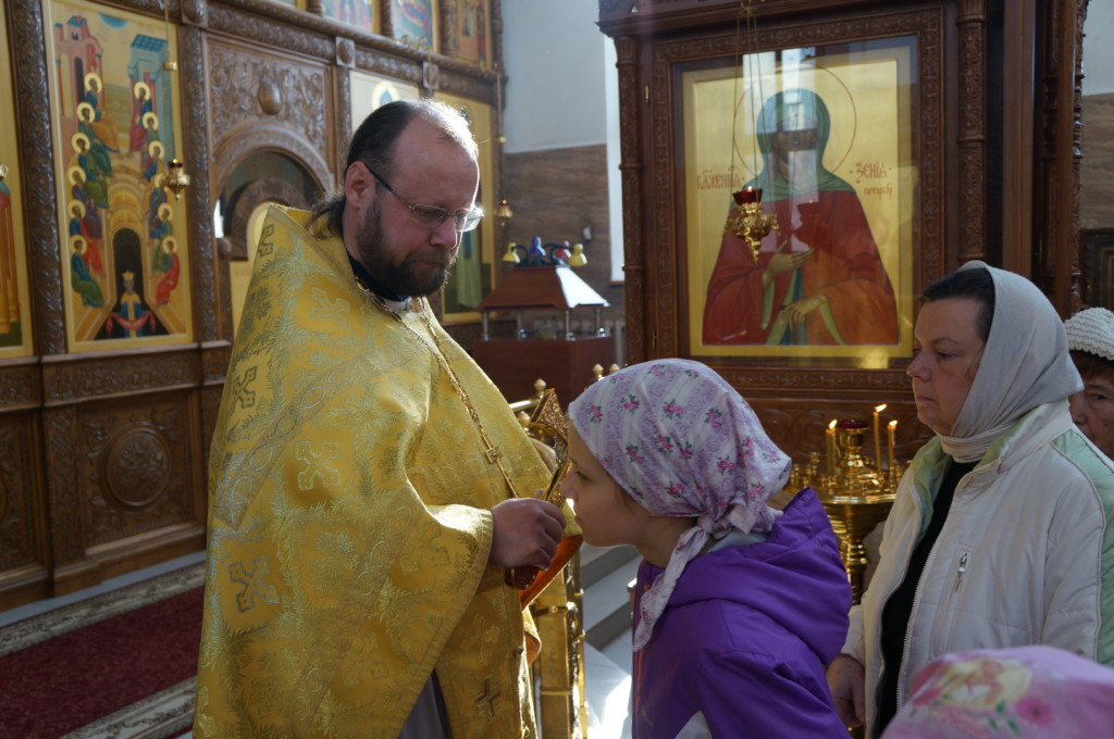 Неделя 18-я по Пятидесятнице. Божественная литургия.