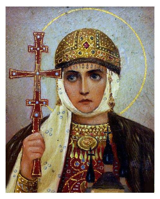 Святые Евфимия и Ольга