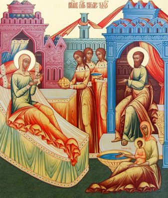 Рождество Николая Чудотворца, история празднования
